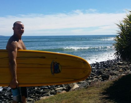 Mobys Beach/Surf Report