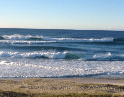 Mobys Beach & Surf Report