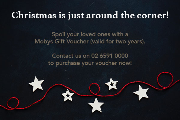 Mobys Christmas Vouchers